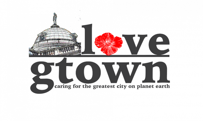 love gtown logo