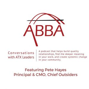 Conversations with Pete Hayes