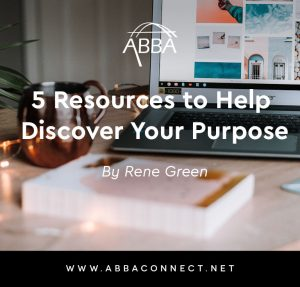 Five resources to help discover your purpose